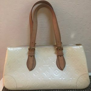 Louis Vuitton monogram Vernis hand bag